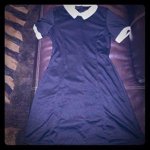 BN Wednesday Addams Dress